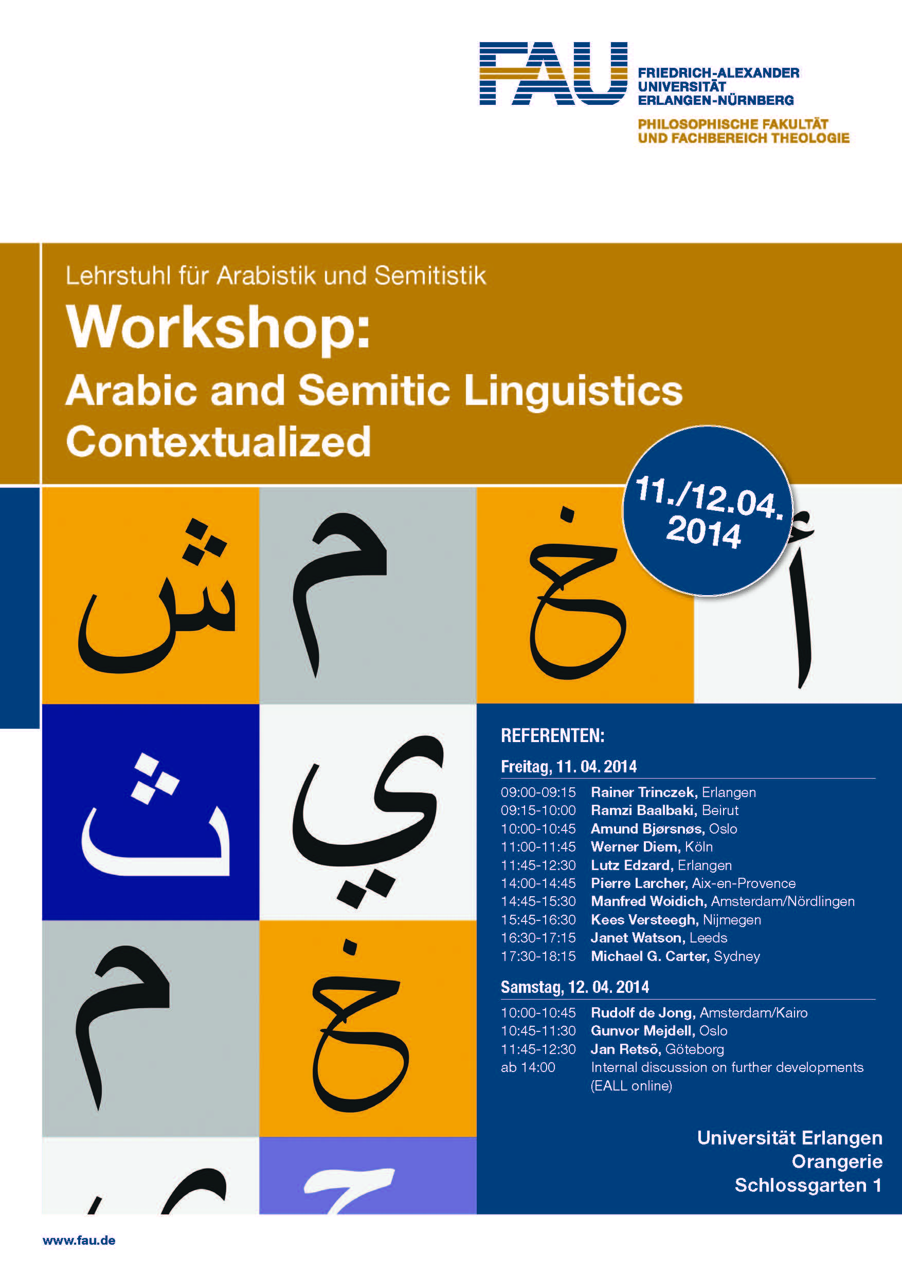 "Zum Artikel ""Arabic and Semitic Linguistics Contextualized"""